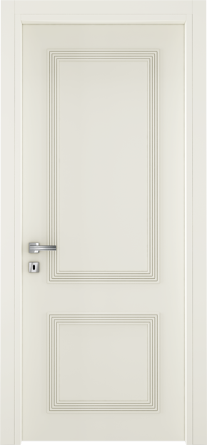 Blind swing door – 2 squares