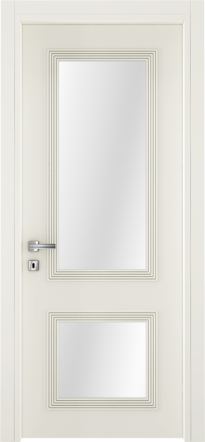 Swing door – 2 glasses