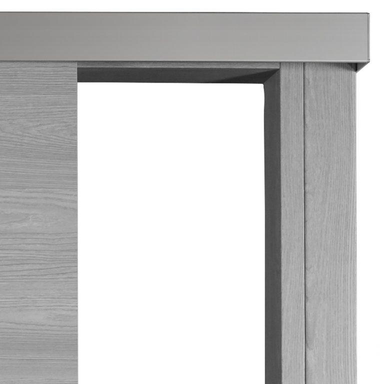 External wall sliding door