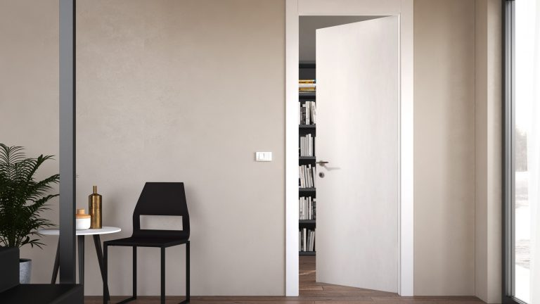 Sliding door – 2 panels